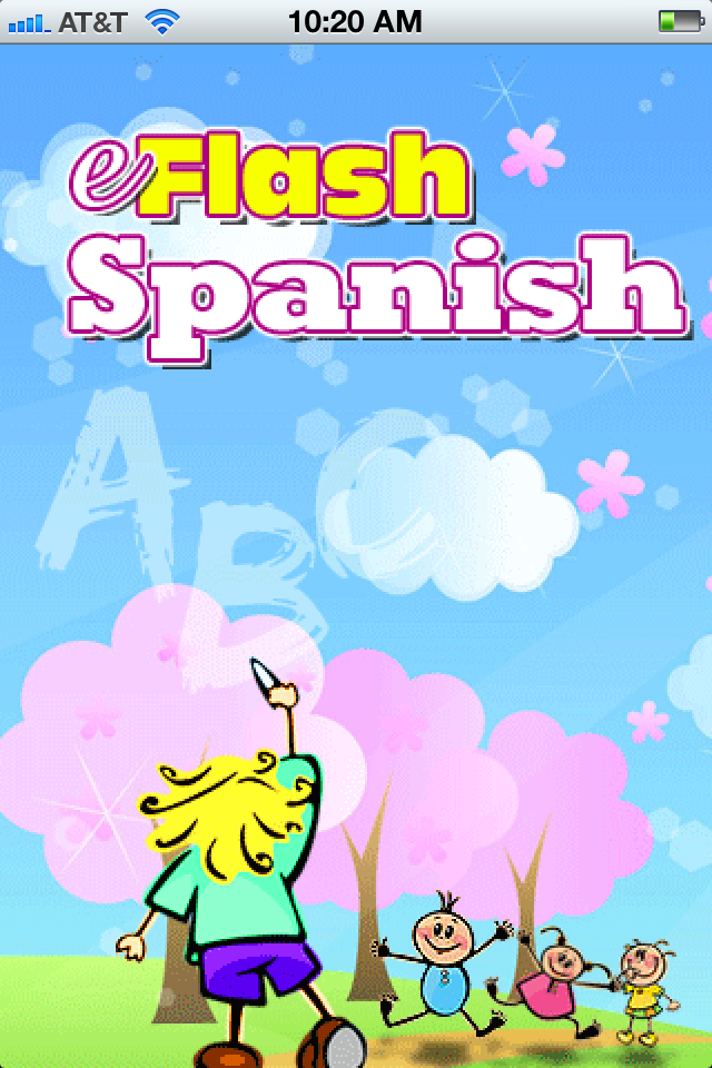 Download Spanish Baby Flash Cards - Learn to speak Espa�ol quick ...