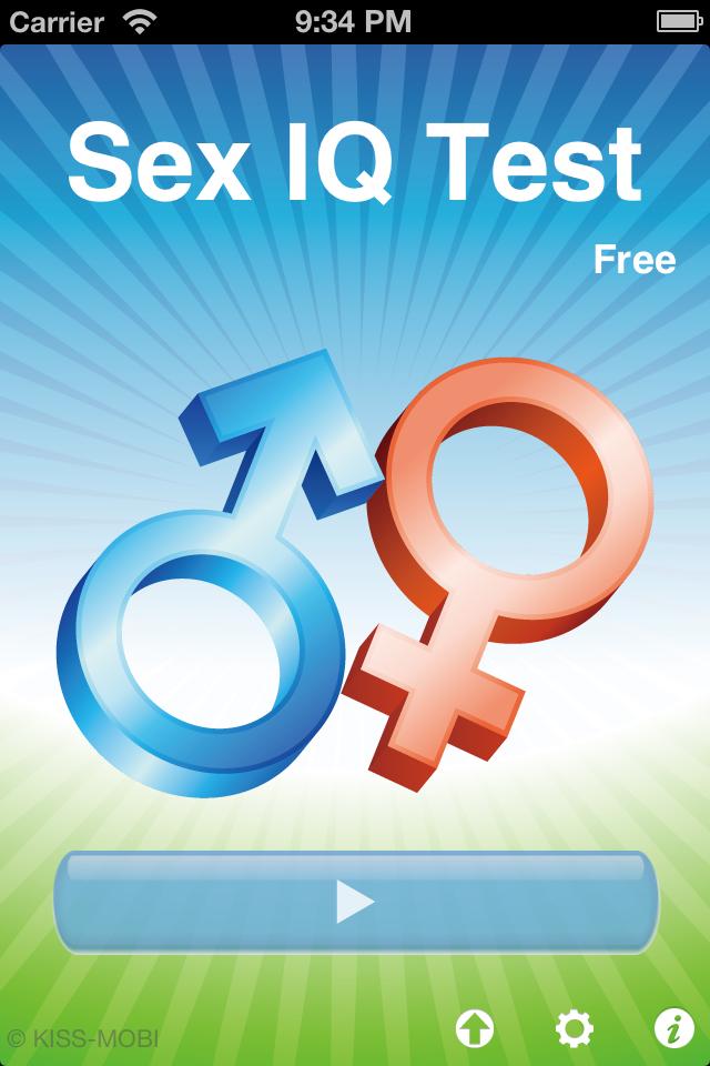 Sex Test App