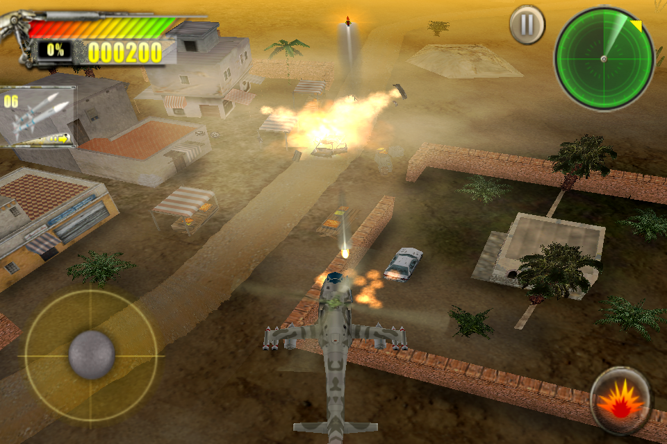 Screenshot FinalStrike3D