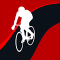 Runtastic Road Bike GPS サイクルコンピュータ